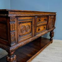 Carved Dresser Base (4 of 5)