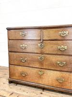 Georgian Antique Oak Chest of Drawers (3 of 10)