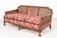 Good Quality Mahogany Bergere Suite (9 of 14)
