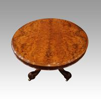 Victorian Walnut Coffee Table (6 of 8)