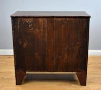 19th Century Mahogany and Inlaid Chest of Drawers (6 of 10)