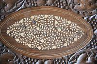 Carved Indian Side Table (4 of 12)