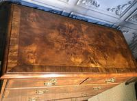 Burr Walnut Chest of Drawers (6 of 14)