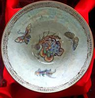 Wedgwood Dragon & Butterfly Lustre Ogee Shaped Pedestal Bowl (2 of 9)