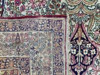 Antique Kerman Lavar Rug (9 of 11)