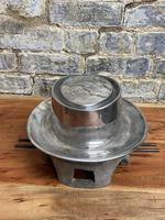 Vintage Aluminium Metal Hat Mould (5 of 7)