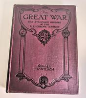 The Great War - The Standard History of the All-Europe Conflict Volume 5