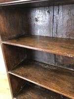 Antique Oak Wall Hanging Shelves (M-1939) (4 of 9)