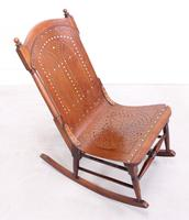 Late 19th Century American Rocking Chair (10 of 10)