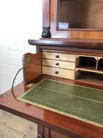 Victorian Mahogany Secretaire Bookcase (7 of 12)