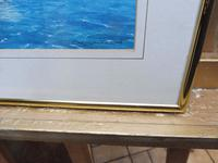 Watercolour Seascape The international one design artist Carolyn Finch (Free shipping to Mainland England) (2 of 10)