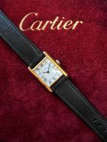 Cartier Tank Wristwatch  Ladies