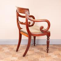 Set of Eight 19th Century Mahogany Dining Chairs (20 of 26)