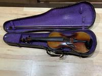 Violin & Case with Bow Victorian (2 of 12)