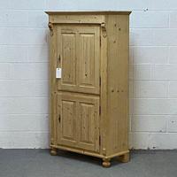 Old Pine 2 Door Cupboard (5 of 5)