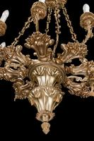 Late 19th Century Eight Arm Chandelier (5 of 6)