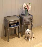 Pair of Painted Bedside Cabinets (5 of 11)