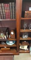 Mahogany Breakfront Bookshelf (4 of 7)