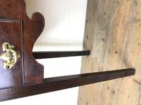 Antique English Mahogany Side Table (4 of 9)