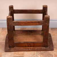 Primitive Occasional Table (9 of 9)
