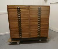 19th Century Architect's Filing Drawers (3 of 6)