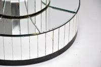 Original Art Deco Period Mirrored Glass Occasional / Coffee Table (12 of 14)