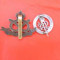 WW1 South Staffs Cap & Wound Badge (2 of 2)