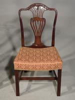 Good Set of 8 '6+2' Mahogany Framed Chairs by Marsh, Jones & Cribb (8 of 9)