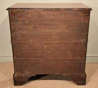 George III Mahogany Chest of Drawers (4 of 6)