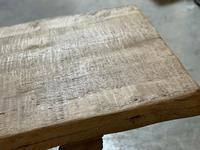 Extremely Rare Large Oak Refectory Table (21 of 35)