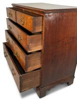 English George III Oak Chest of Drawers (10 of 11)