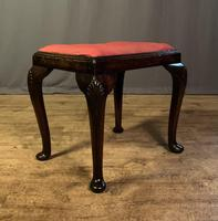 Early 18th Century Fruitwood Stool (11 of 11)