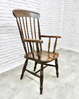 Antique Stickback Windsor Armchair (5 of 6)