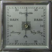 Art Deco Barometer (3 of 7)
