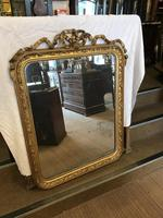 Original Victorian Gilt Mirror (9 of 13)