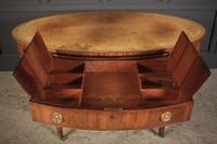 George III Oval Writing Table (13 of 23)