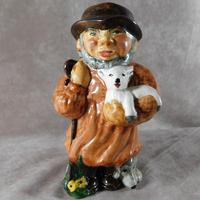 A Group of Five Character & Toby Jugs (7 of 12)