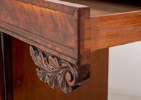 Impressive William IV Mahogany Pedestal Sideboard (9 of 9)