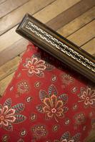 Early 20th Century Moorish Rosewood Window Seat - Bench (7 of 11)