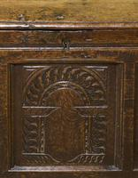 18th Century Oak Coffer (5 of 5)