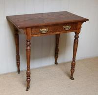 Late 19th Century Ash Side Table (8 of 10)