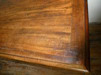 19th Century Mahogany Coffer or Blanket Chest (5 of 9)