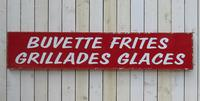 Vintage French Cafe Sign (6 of 6)