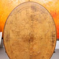 Walnut Marquetry Breakfast Table 19th Century (3 of 10)
