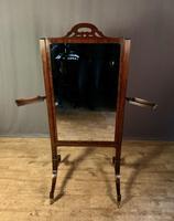 Regency Period Metamorphic Cheval Dressing Mirror (8 of 8)