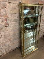 1920s French Brass Cabinet (2 of 7)