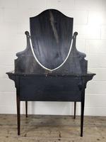 Edwardian Inlaid Mahogany Dressing Table (10 of 10)