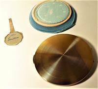 Rare Unused Large 1930s Stratton Powder Compact (6 of 8)