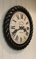 Large Electric Dial Wall Clock (2 of 6)