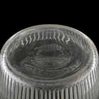 Georgian Triple Ring Neck Cut Glass Decanter (7 of 8)